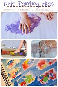 creative painting ideas 8 Creative Kids Painting Ideas to Try at Home