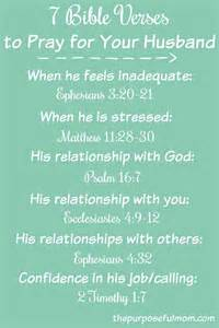 Bible Verses About Husbands