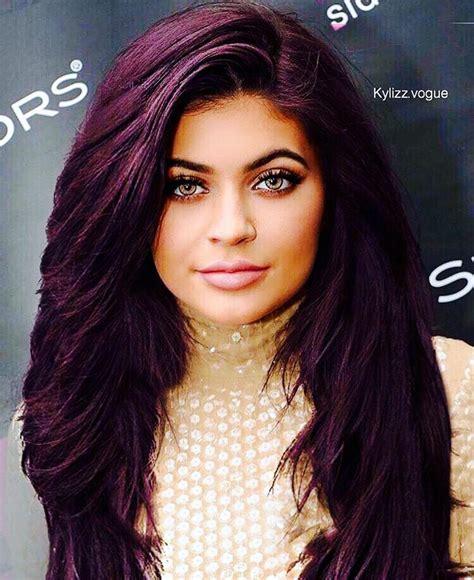 plum hair color best 25 eggplant hair colors ideas on plum