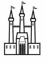 Palace Buildings Coloring Architecture Google Dessin Chateau Printable Palacio Princesse Rois Colorear Reines Drawing Recherche Kb Edificios Arquitectura Dibujo Afkomstig sketch template