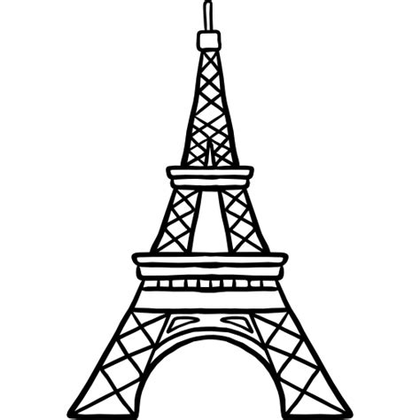 eiffel tower  monuments icons