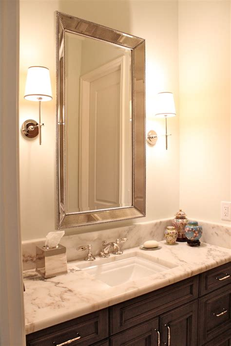 decorating ideas images  powder room traditional design