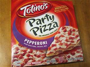 Frozen Friday: Totino's - Party Pizza | Brand Eating