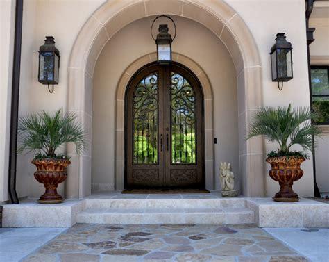 20 Incredible Mediterranean Entry Design
