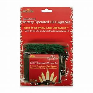 Buy Brite Star Battery Operated 20 Warm White Mini Led
