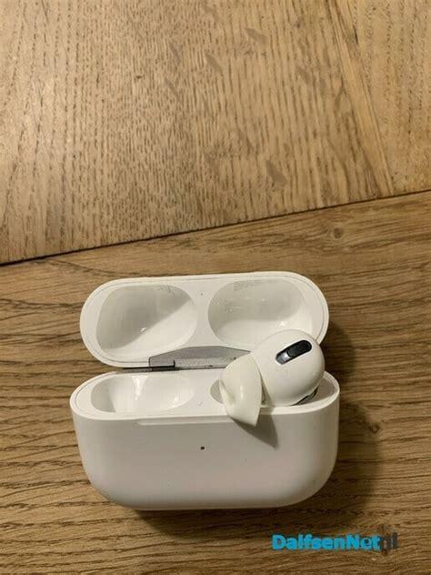 verloren apple airpods dalfsennet