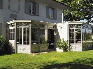 Veranda à L Ancienne : v randa chaque maison son style elle d coration ~ Premium-room.com Idées de Décoration