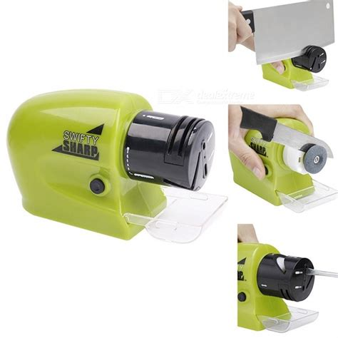 Test Kitchen Electric Knife Sharpener by Bstuo Kitchen Tool Sharp Motorized Electric Knife