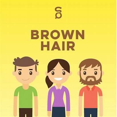 Describing English Hair Brown Fullsize Ginseng