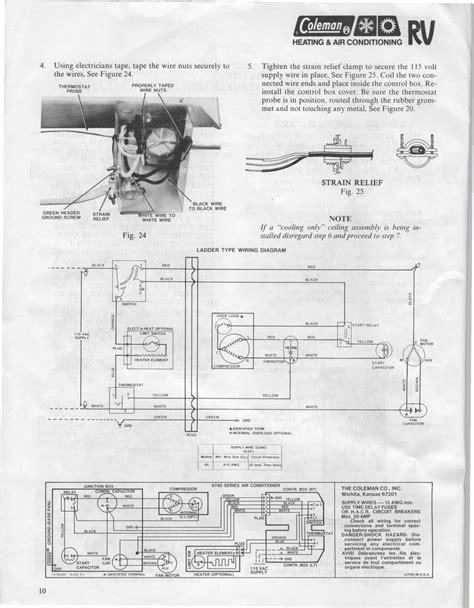 Wiring Diagram Compressor