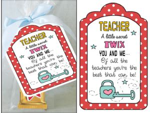 year teacher homemade gift ideas  sayings