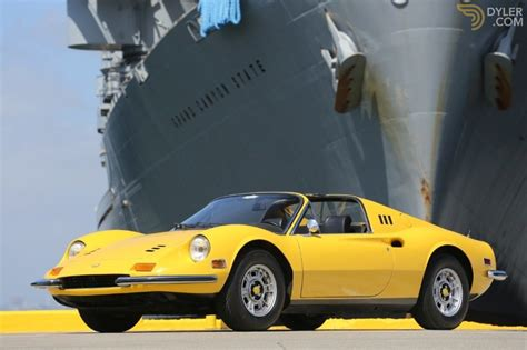 This 1974 ferrari dino 246 gts (chassis #08038) was manufactured in april 1974 and sold new to a. Classic 1973 Ferrari 246 GTS Dino for Sale - Dyler