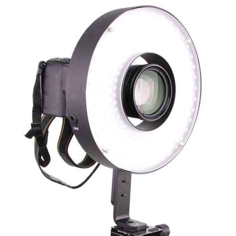big led ring light video photography shoot