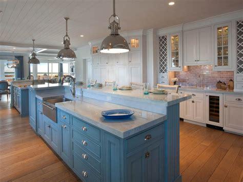 Coastal Kitchens : Coastal Kitchen Designs