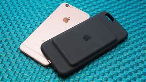 Apple Smart Battery Case for iPhone 6S review - CNET