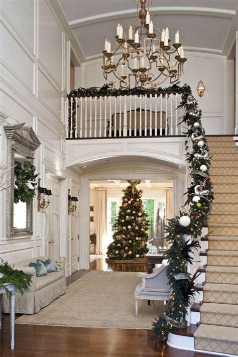 Modernes Haus Weihnachtlich Dekorieren 1001 dekoideen weihnachten das treppenhaus