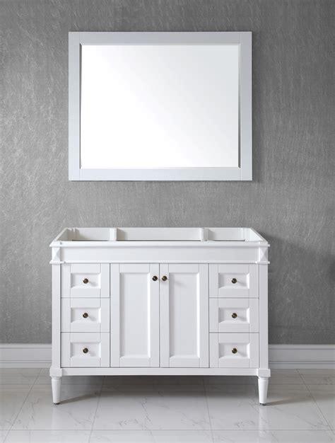 white bathroom cabinet attachment white bathroom vanity cabinet 866