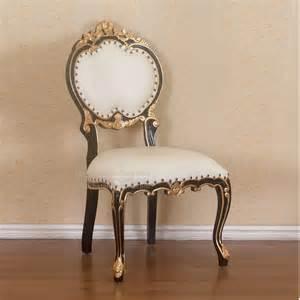 black gold chair furniture