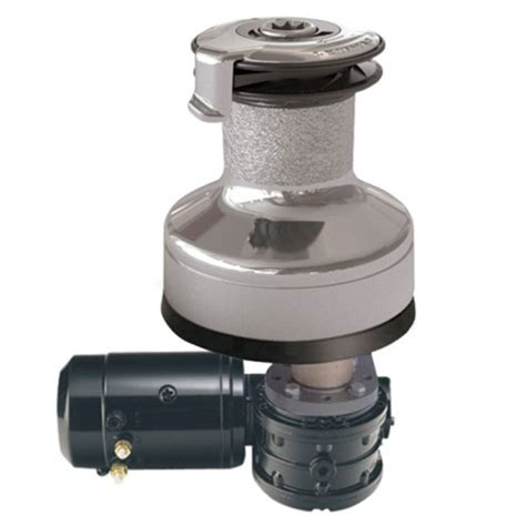 Boat Winch West Marine by Lewmar 2 Speed Chrome Electric Winch West Marine