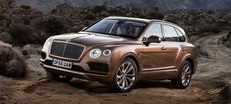 Why The Bentley Bentayga Is The Most Expensive Suv Ever