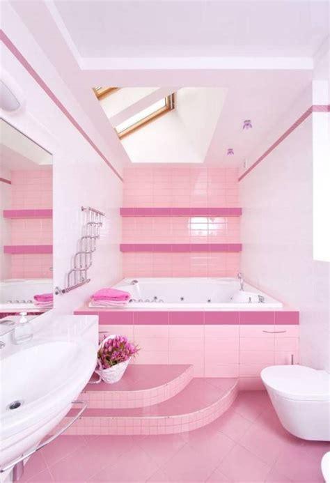 30 แบบห้องห้องน้ำสีชมพู สวย น่ารัก น่าเข้า - babbaan.in