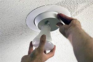 How to install recessed lighting tos diy