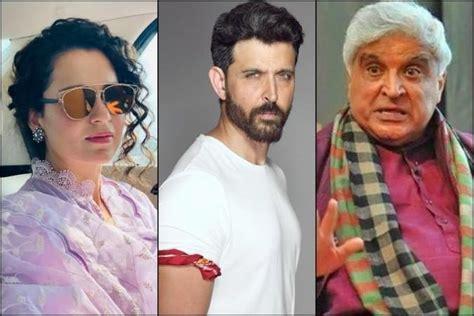 Javed Akhtar sues Kangana Ranaut for defamation over ...