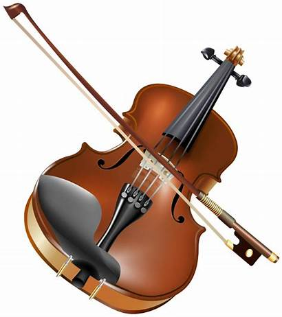 Violin Transparent Clipart Cello Clip Bow Instruments