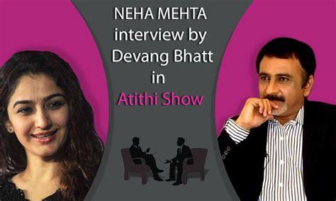 Best Gujarati Actress Neha Mehta Tarak Mehta Fame