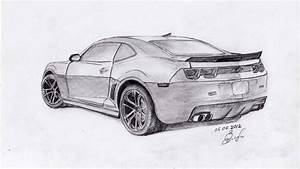 Cool Camaro Drawings Pictures to Pin on Pinterest - PinsDaddy