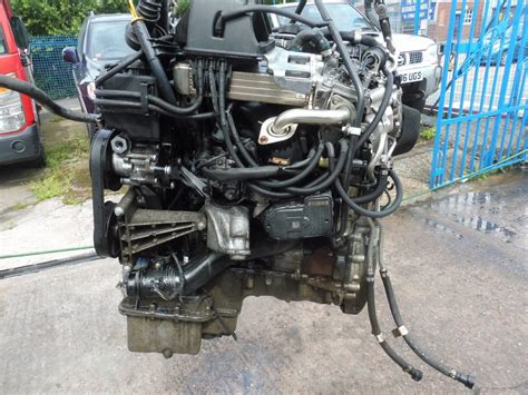 Mercedes Sprinter Engine by Mercedes Sprinter 2 1 Cdi Engine 651 Type 2011 2016