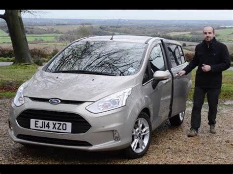 b max ford b max 2014 review telegraph cars