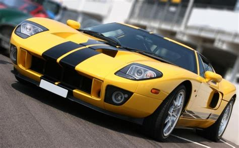 Types Of Racing Cars