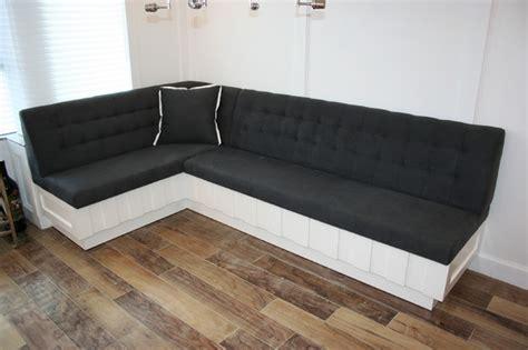 kitchen corner bench modern kitchen toronto
