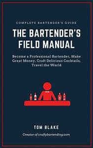 10 Books Every Bartender Should Read