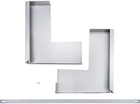 ge jxbss     range microwave accessory filler kit stainless steel