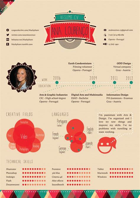 amazing graphic design resumesamazing graphic design resumes 55 amazing graphic design resume templates to win