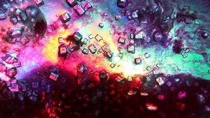 Colorful Abstract Melting Psychedelic Digital Wallpapers Backgrounds