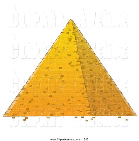 Pyramid Clipart Simple Pyramid Clipart Clip Of Pyramid Clipart 8539