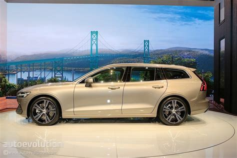 Volvo 2019 Station Wagon by 2019 Volvo V60 Steals The Unofficial Title Of Best Looking