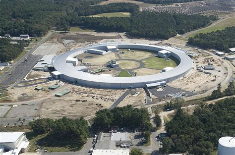 Advanced Light Source by New National Synchrotron Light Source Ii Construction More