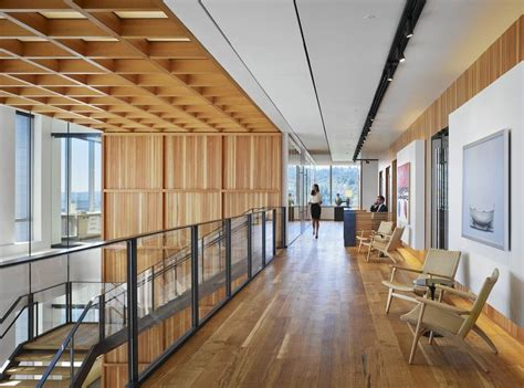 zgf architects designed  offices  law firm stoel