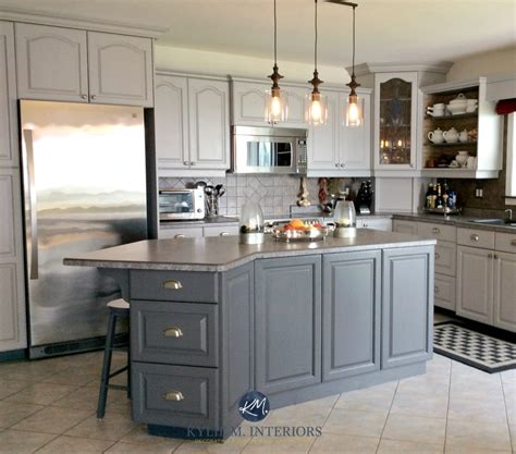 gray kitchen floors with oak cabinets 4 ideas how to update oak wood cabinets