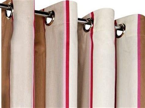 rideau occultant chambre acheter des rideaux à rayures sur mesure rideau rayure