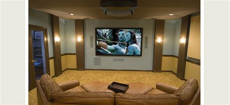 the photo design guide to home theater lighting ideas