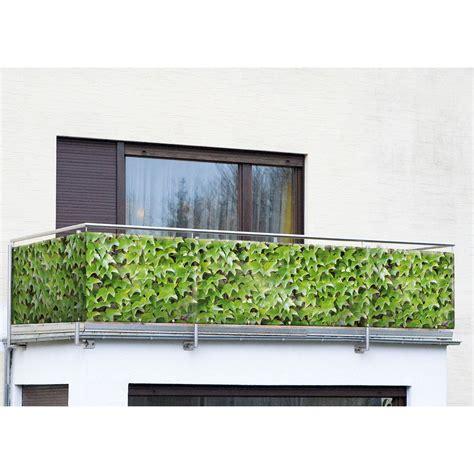 Sichtschutz Garten 250 Cm Hoch by Wenko Sichtschutz Wilder Wein 85 Cm X 500 Cm Kaufen Bei Obi