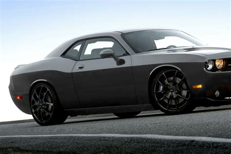 Black Dodge Challenger by Dodge Challenger 2014 Black Rims