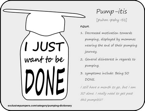 Pumping Definition Pump Itis Exclusive Pumpers Blog