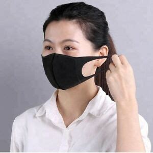 reusable washable anti allergy filter pitta face mask