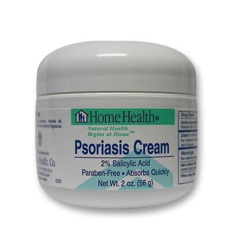 Home Health Products Psoriasis Cream - 2 oz - eVitamins.com